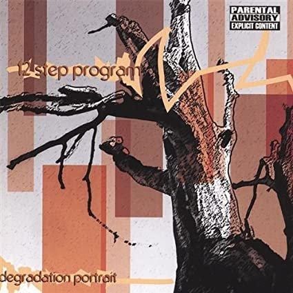 12 step program - degradation portrait CD 2006 15 tracks used like new
