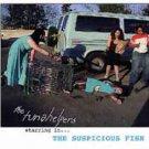 tuna helpers - suspicious fish CD 2002 monkey boy 16 tracks used like new