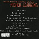 higher learning - music from the motion picture CD 1994 epic 15 tracks used like new