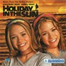 holiday in the sun - music from the motion picture CD 2001 dualstar 12 tracks used like new