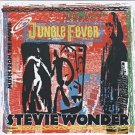 jungle fever - music from the movie - stevie wonder CD 1991 motown 11 tracks used mint