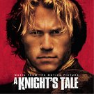 a knight's tale - music from the motion picture CD 2001 sony 13 tracks used mint