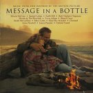 message in a bottle - music from and inspired by the motion picture CD 1999 atlantic used mint