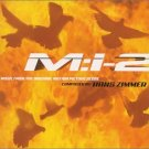 mission impossible 2 - music from the original motion picture score - hans zimmer CD 2000 hollywood