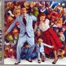 muppets - original walt disney records soundtrack CD 2011 disney 30 tracks used mint