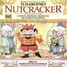 tchaikovsky nutcracker - original motion picture soundtrack - LSO / mackerras 2CDs 1986 telarc