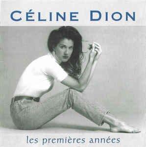 celine dion - les premieres annees CD 1995 epic 14 tracks used like new