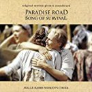paradise road: song of survival - original motion picture soundtrack CD 1997 sony used mint