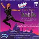 peter pan - crasins presents cathy rigby is peter pan CD 1998 jay records 4 tracks used mint