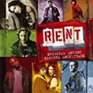 rent - original motion picture soundtrack CD 2-discs 2005 sony used like new