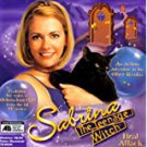 sabrina the teenage witch: brat attack version 1.0 knowledge adventure simon & schuster 1999 used