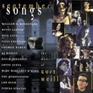 september songs - music of kurt weill CD 1997 sony 14 tracks used mint