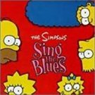 simpsons - sing the blues CD 1990 geffen goldline 10 tracks used like new