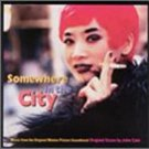 somewhere in the city - original motion picture soundtrack - john cale CD 1998 velvel used