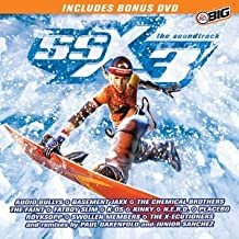 ssx3 - the soundtrack CD + DVD 2003 astralwerks used mint