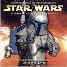 star wars episode II attack of the clones - original motion picture soundtrack CD 2002 used