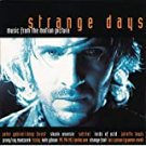 strange days - music from the motion picture CD 1995 sony 13 tracks used mint