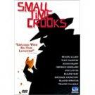 small time crooks - woody allen + hugh grant DVD 2000 dreamworks 95 mins used like new