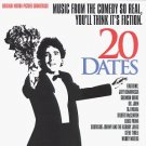 20 dates - original motion picture soundtrack CD 1999 N2K encoded 11 tracks used