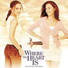 where the heart is - music from the motion picture CD 2000 RCA BMG 13 tracks used mint