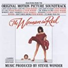 woman in red original motion picture soundtrack - stevie wonder CD 1984 motown 8 tracks like new