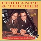 ferrante & teicher - all time great movie themes CD 1993 EMI BMG Direct 22 tracks used mint