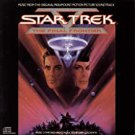 star trek V: final frontier - music from original paramount motion picture soundtrack CD 1989 sony