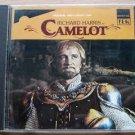 richard harris in camelot - original 1982 london cast - lerner & lowe CD TER victor japan 19 tracks