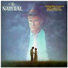 the natural - original music composed and conducted by randy newman CD 1984 warner used mint