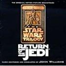 star wars trilogy: return of the jedi - original motion picture soundtrack hardcover booklet 2-CDs
