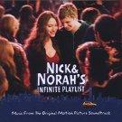 nick & norah's infinite playlist CD 2008 atlantic 16=5 tracks new