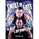 WWE twist of fate - matt & jeff hardy story DVD 2-discs 2008 used mint