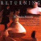 mevlevi ensemble - ergin / karaca - returning CD 1994 interworld 10 tracks used