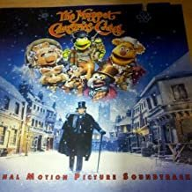muppet christmas carol - original motion picture soundtrack CD 1992 jim henson BMG kids used mint