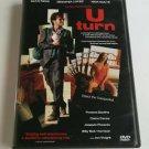 u turn - oliver stone movie - sean penn + jennifer lopez DVD 1997 125 minutes used like new