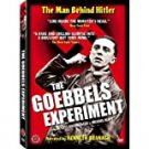 goebbels experiment narrated by kenneth branach DVD 2004 FRF 107 minutes used like new