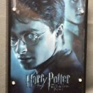 harry potter and half-blood prince 3D hologram collector's case edition DVD 2-discs used like new