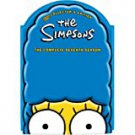 simpsons - complete seventh season marge head collector's edition DVD 4-discs 2005 used