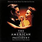 american president - original score from motion picture - marc shaiman HDCD 1995 castle MCA like new