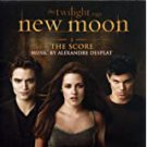 twilight saga: new moon the score - music by alexander desplat CD 2009 summit like new
