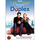 duplex - ben stiller + drew barrymore DVD 2-discs miramax PG-13 used like new