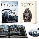 alien covenant Blu-ray + dvd + digital HD 2017 20th century fox used like new