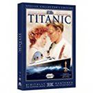 titanic - 3-disc special collector's edition DVD 1997 194 minutes used like new