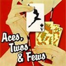 aces twos & fews - various artists CD 1996 escadrille records 11 tracks used like new