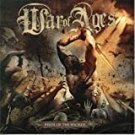 war of ages - pride of the wicked CD 2006 facedown 10 tracks used like new