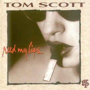 tom scott - reed my lips CD 1994 grp 9 tracks used mint