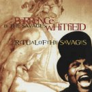 barrence whitfield & the savages - ritual of the savages CD 1995 ocean music 13 tracks used like new