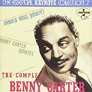 benny carter - complete benny carter CD 1987 nippon phonogram 19 tracks used like new