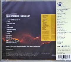 charlie parker - birdology CD 2019 jaspac new