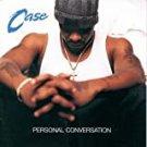 case - personal conversation CD 1999 def jam polygram 14 tracks used like new